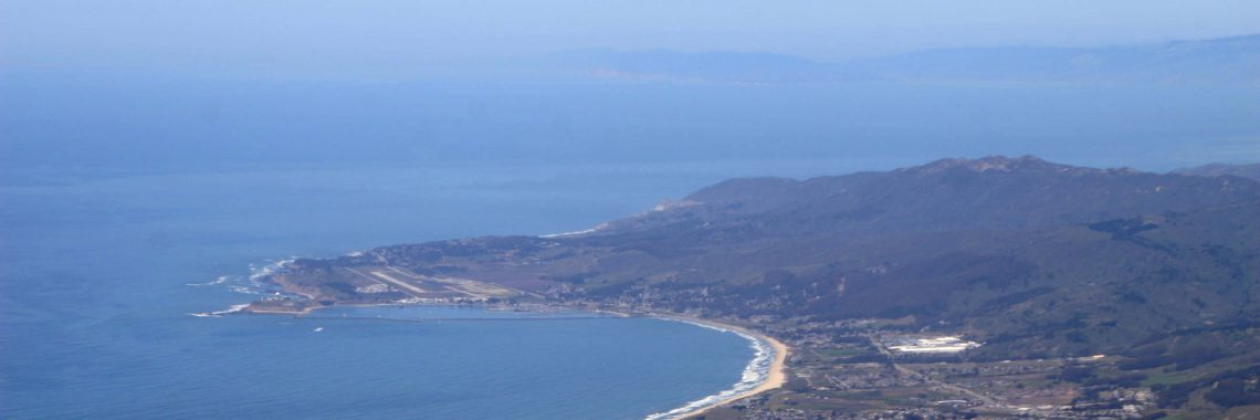 Destination: Half Moon Bay, California