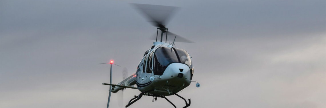 Genesys Aerosystems' HeliSAS® Receives STC Approval for Bell 505