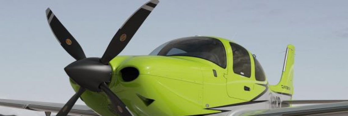 Top Prop Program Offers Hartzell Odyssey For Cirrus SR22 and SR22T Aircraft