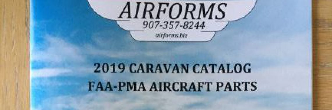 Airforms Releases Caravan Catalog for Replacement Parts