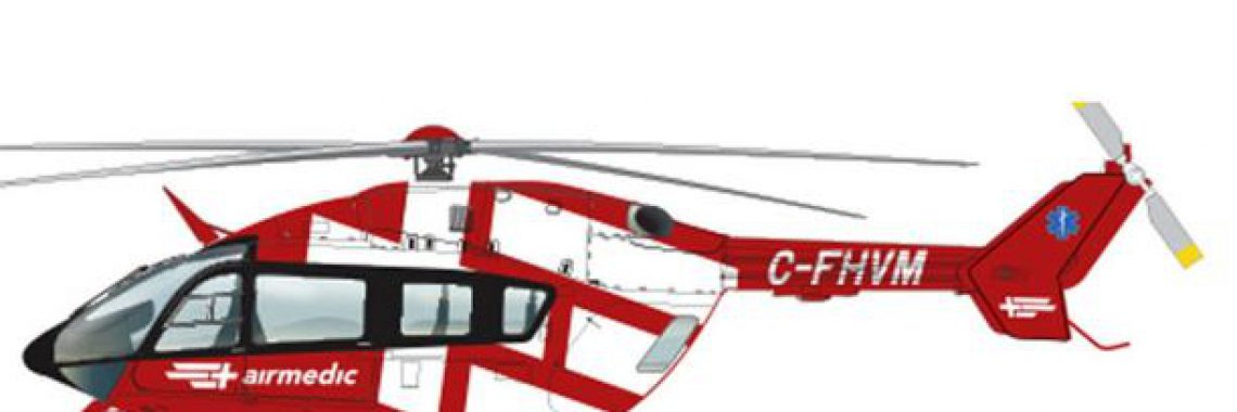 Genesys Aerosystems & Metro Aviation Earn Transport Canada Approval  on the Airbus EC145e