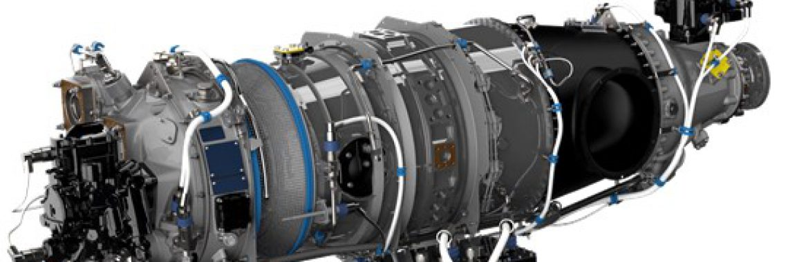 PT6 TURBOPROP ENGINE MAKES GENERAL AVIATION HISTORY: 50,000TH ENGINE ROLLS OFF THE PRATT & WHITNEY PRODUCTION LINE