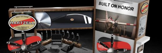 Hartzell Promoting 5-Blade Structural Composite Props at NBAA-BACE 2021
